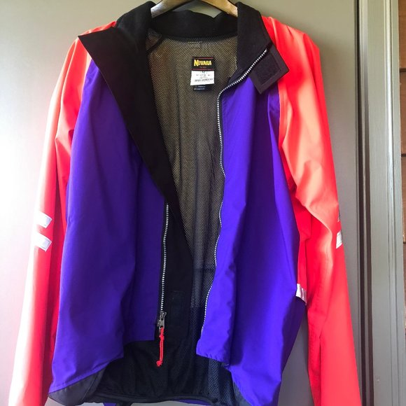 Novara Jackets & Blazers - NOVARA REI Cycling Bike Jacket Medium Vintage